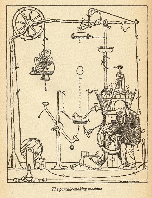 postcard making machine