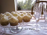 Amazing Coconut Cupcakes with White Chocolate Cream Cheese Frosting