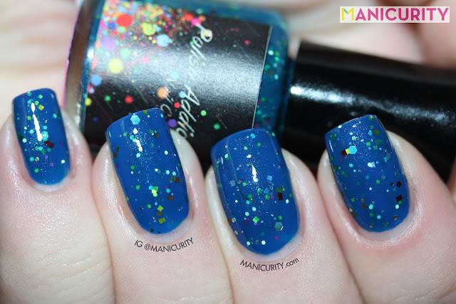 Manicurity | Polish Addict Nail Color = Tiki Bar