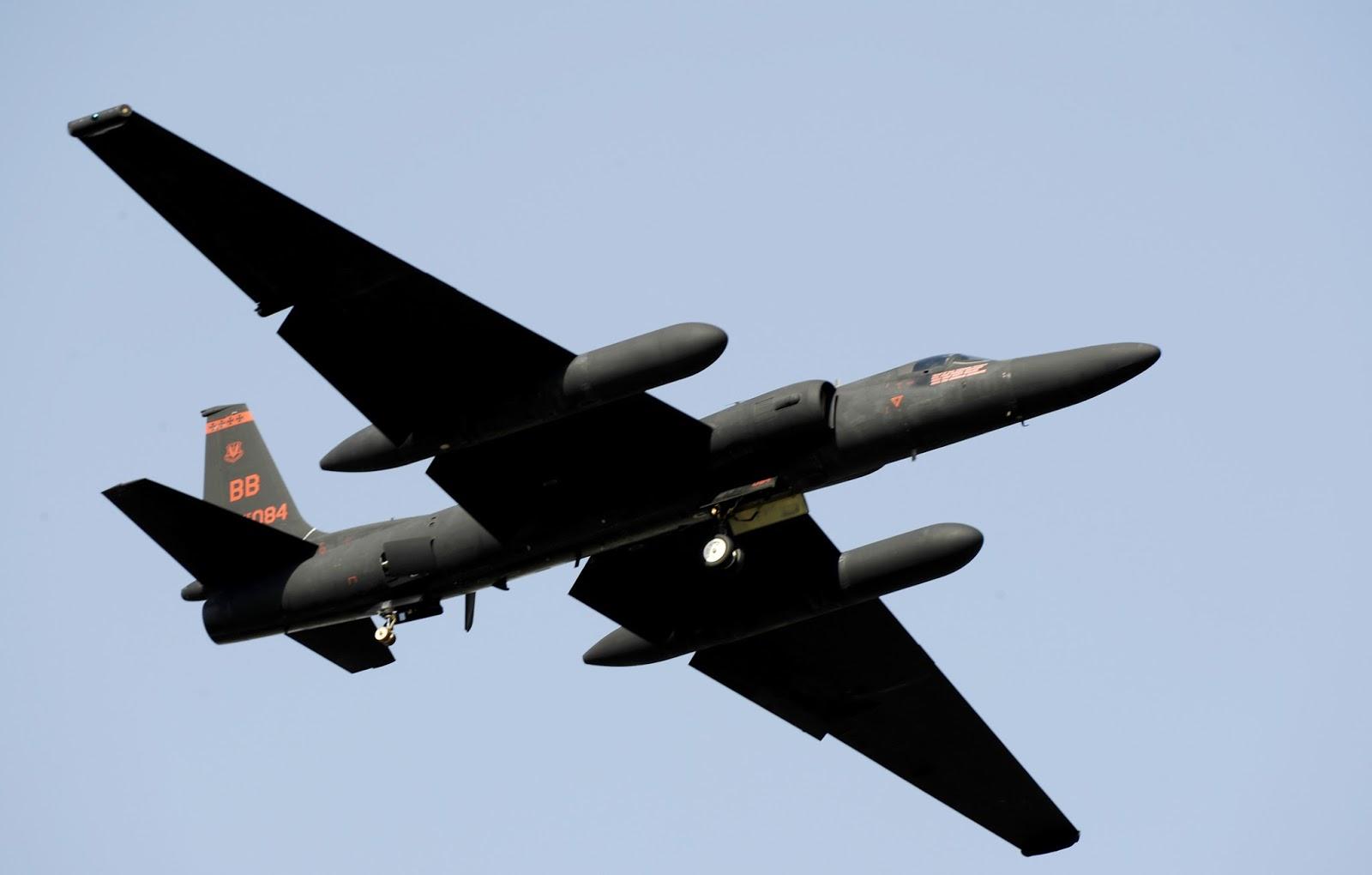 U2 Dragon La... U2 Spy Plane 1960