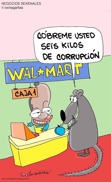 Wal Mart a la mexicana.