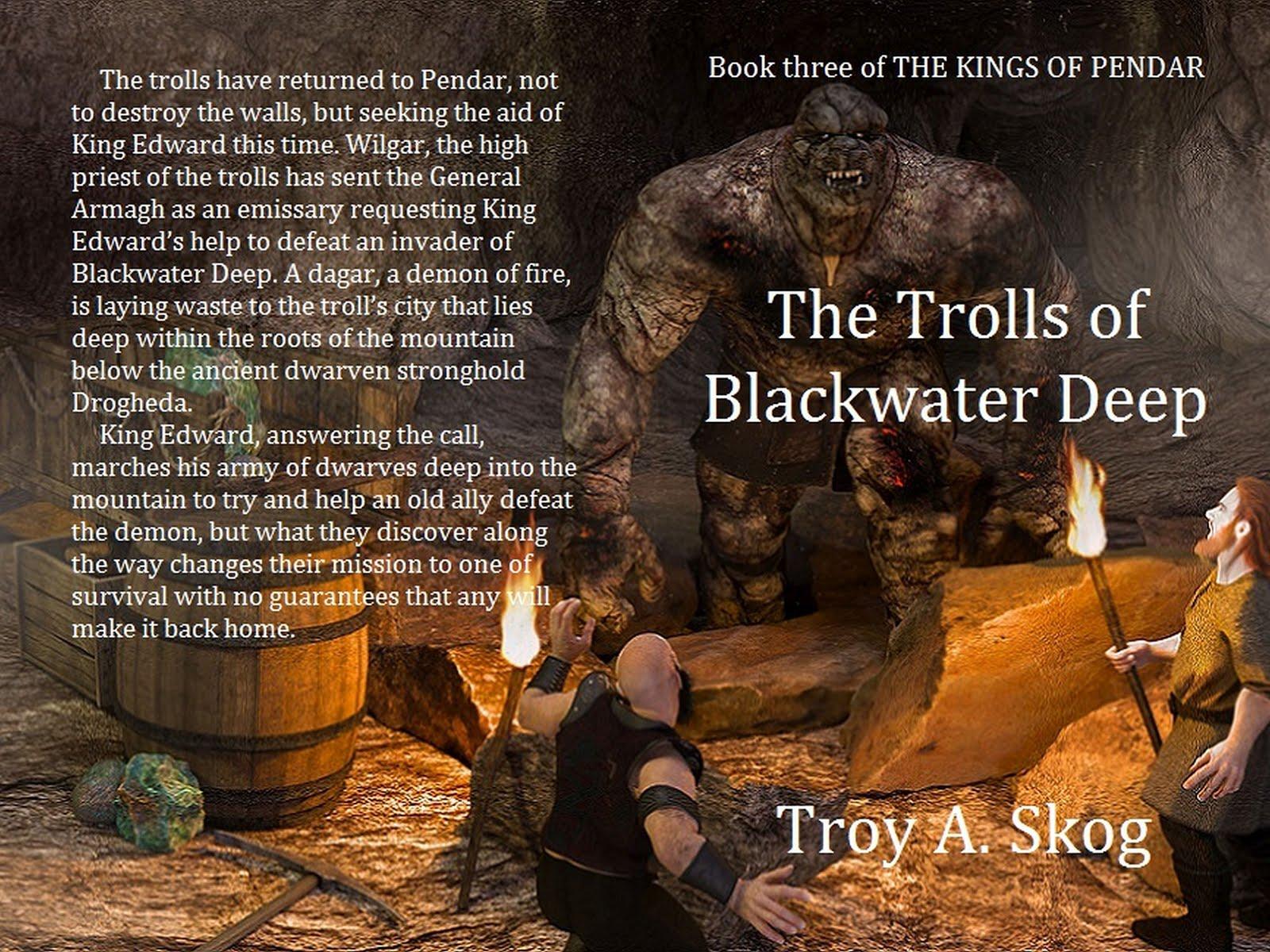 Trolls in Paperback