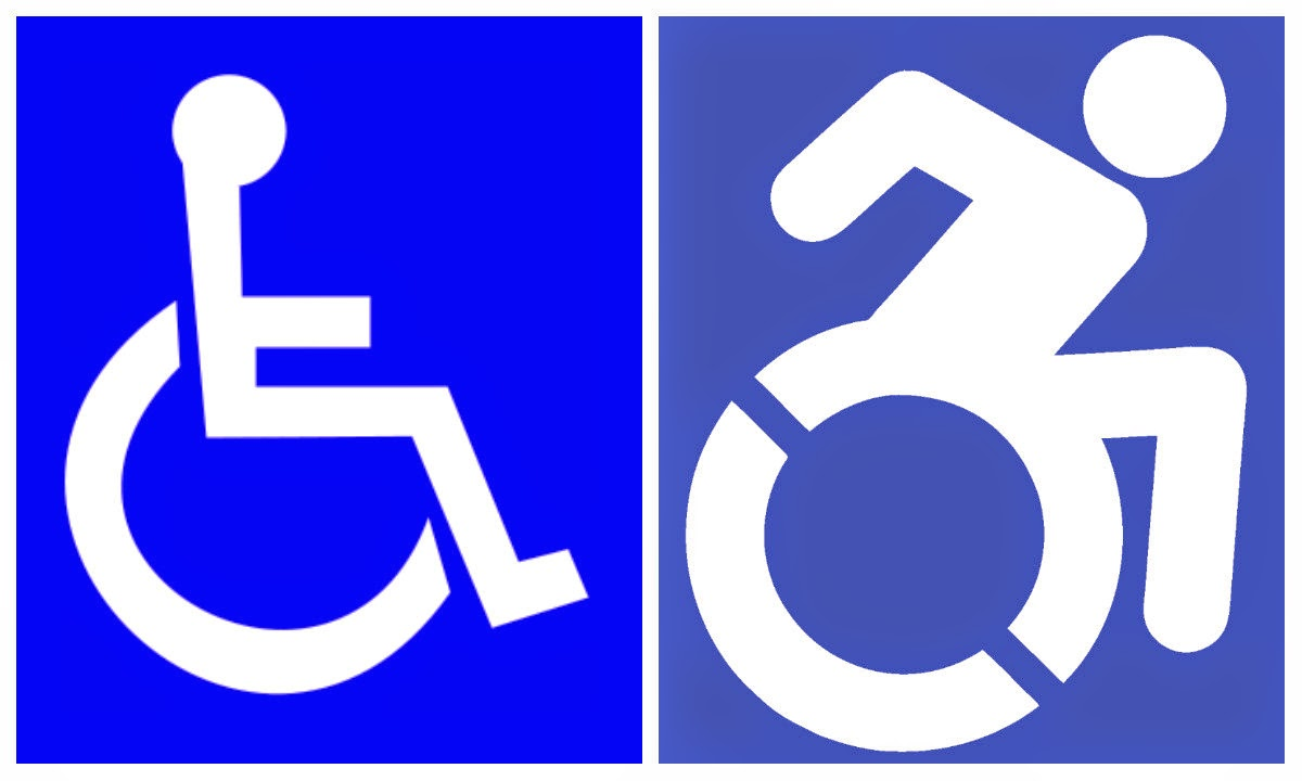New 'accessibility logo'