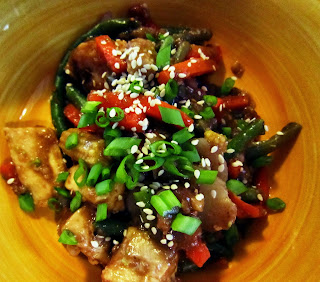 Teriyaki Chicken (Crockpot)  from Frugal in Florida