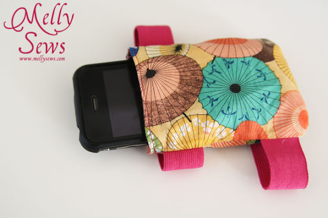 ipod arm band tutorial