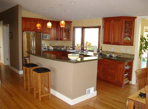 Kitchen renovation ideas Remodeling a small old house