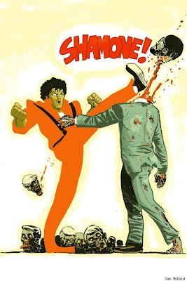 Zombicide Kickstarter Survivor Zombivore Michael Jackson New