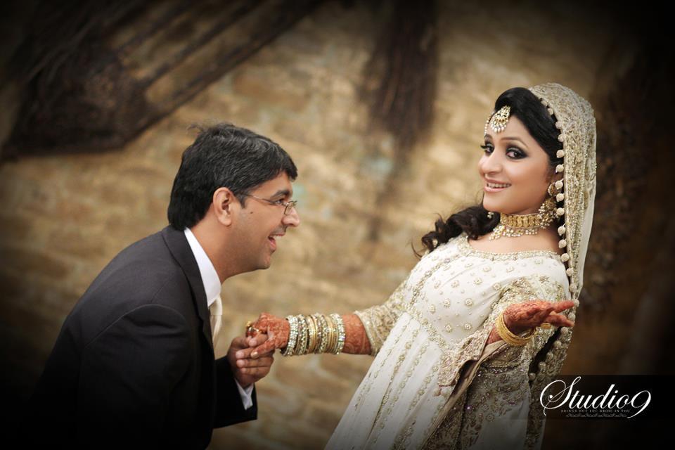 Studio9 by Nusrat Jamal Karachi Wedding Photography