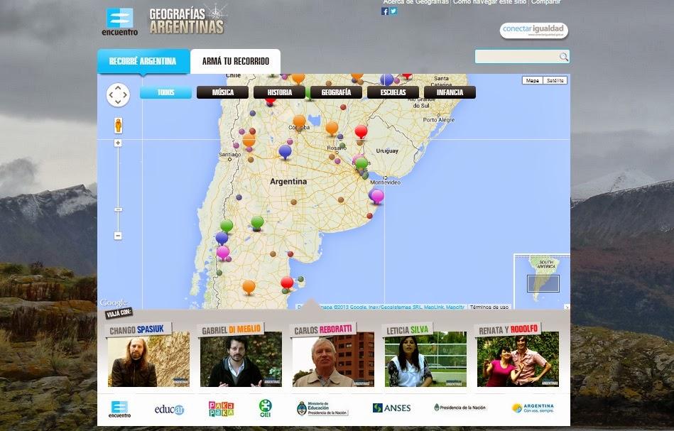 Geografías Argentinas