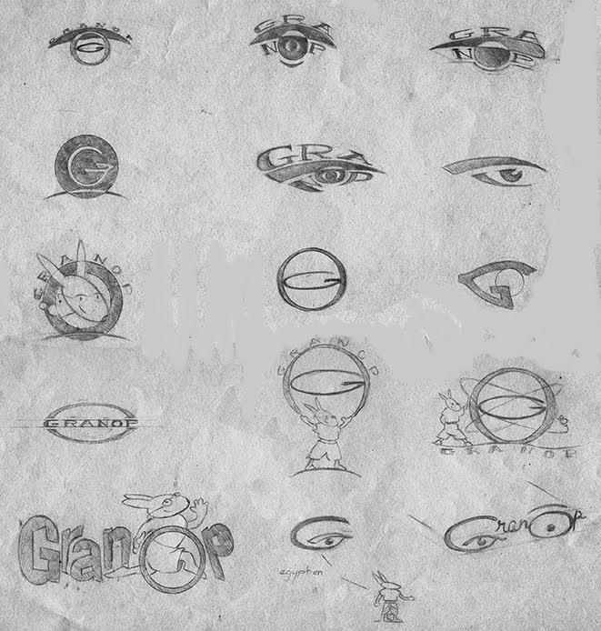 Etudes logos Granop