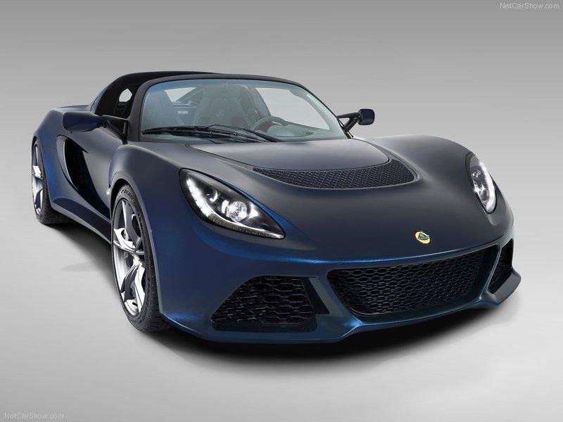 Gambar Lotus Exige S Roadster 2013