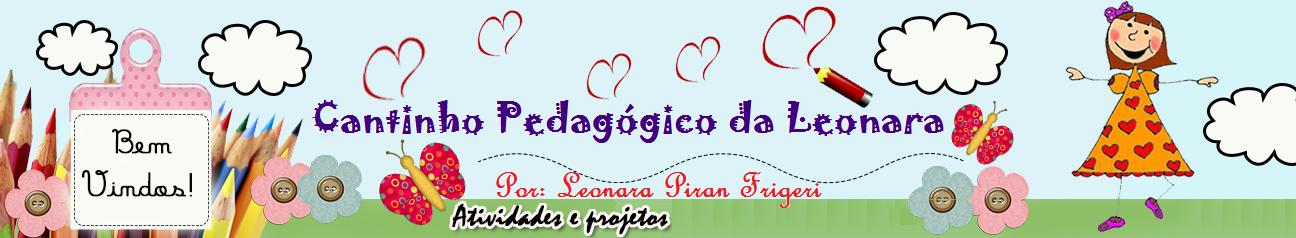 CANTINHO PEDAGÓGICO DA LEONARA