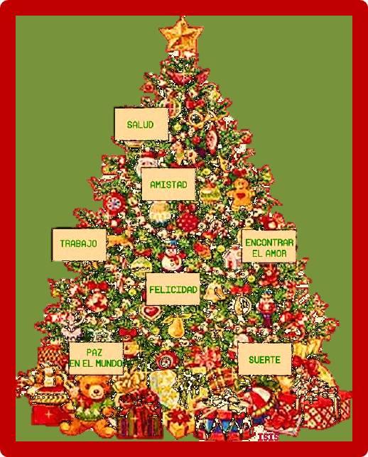 Navidad buenos deseos comisi 211 n para scouts csa - Deseos de feliz navidad ...