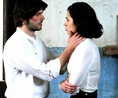 Gonzalo e Maria insieme foto