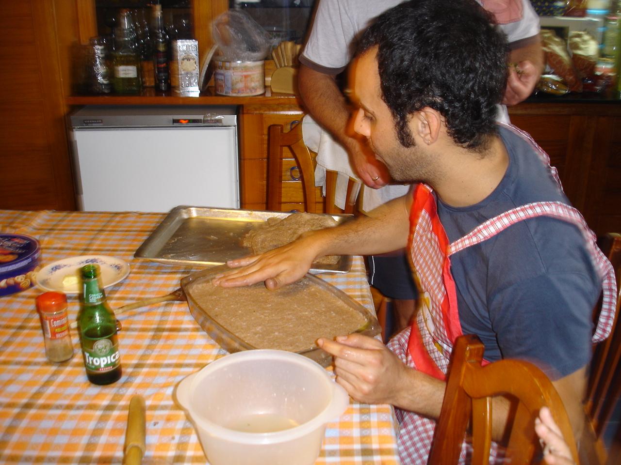 Restaurante mezze mediterraneo taller de cocina en familia for Cocina en familia