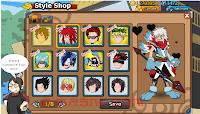 Cheats Ninja Saga - HairStyle Hack April 2012
