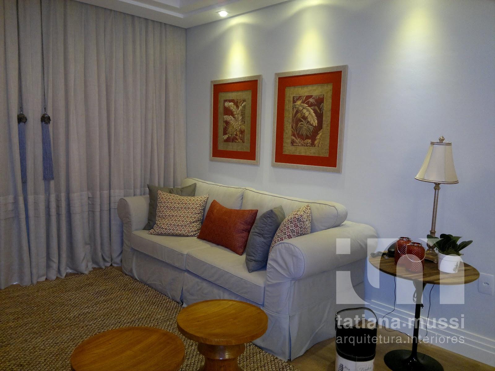Tatiana Mussi Arquitetura e Interiores: Apartamento na praia #633C19 1600x1200