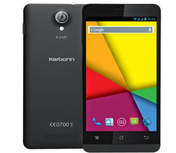 Karbonn Titanium S5 Ultra Smartphone
