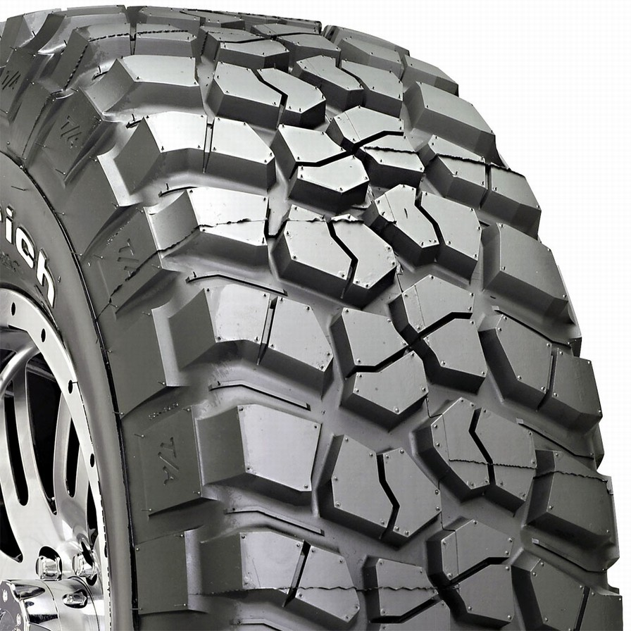 BF Goodrich Mud-Terrain 2 – der Reifen mit Profil