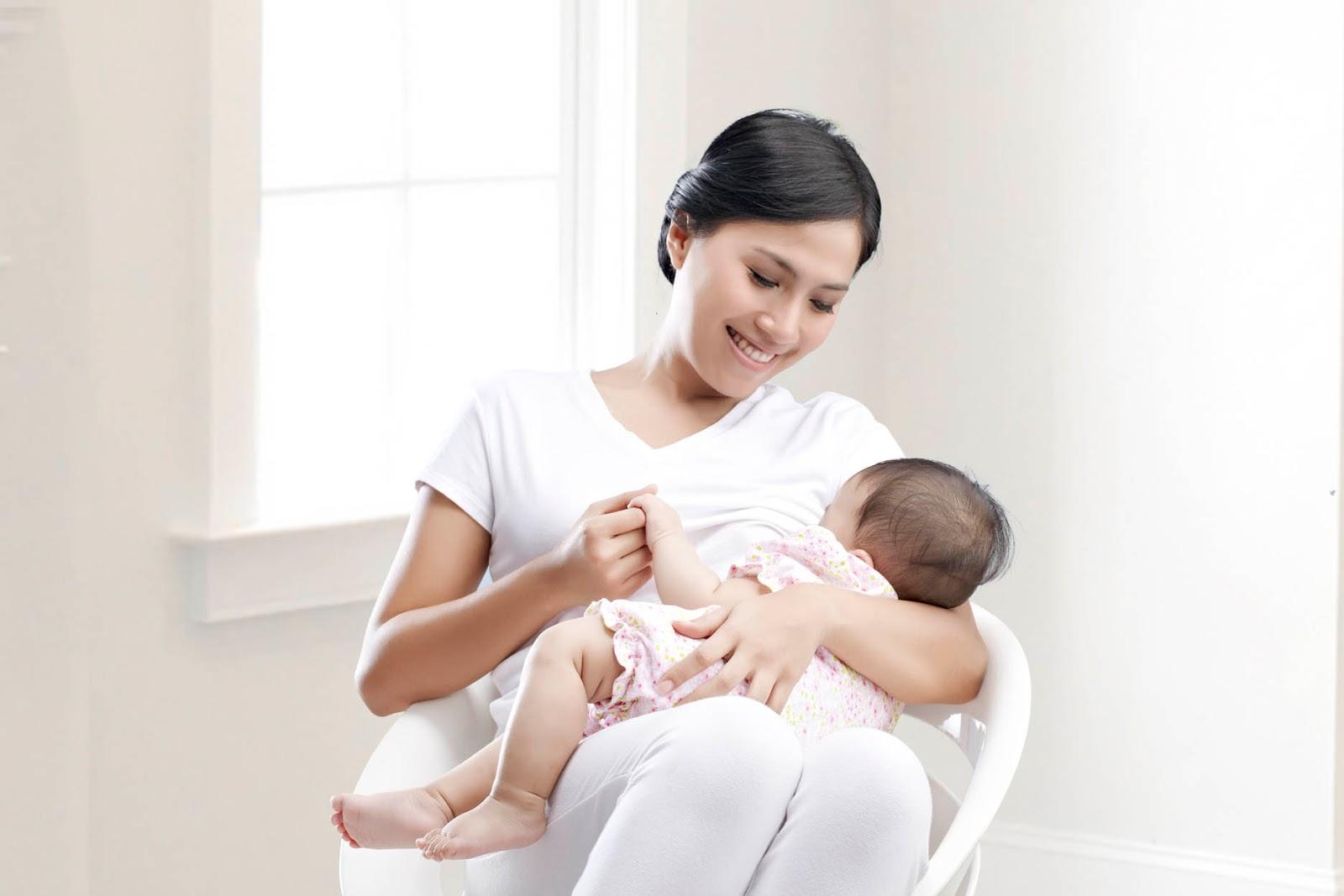 Cara Menyusui Bayi Yang Benar Cara Menyusui Yang Baik Dan