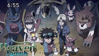 Episodo Digimon Xros War 1 ao 50 Xros%2B34%2BSS