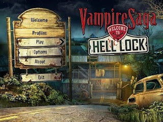 Vampire Saga Welcome To Hell Lock