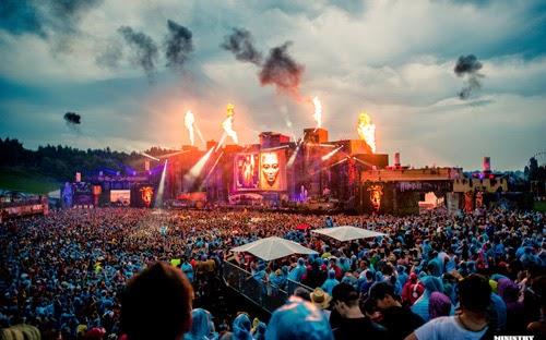 Tomorrowland 2014 giới thiệu sân khấu chính và 'Vòng tay kết bạn'