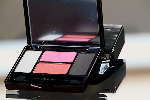 guerlain ecrin 4 couleurs palette 13 capri maquillage test avis