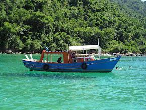 O Mar de Paraty