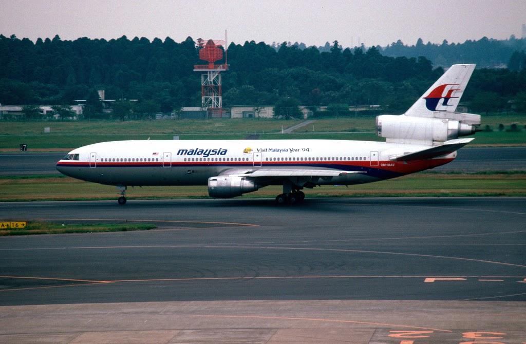 malasya airlines aviao