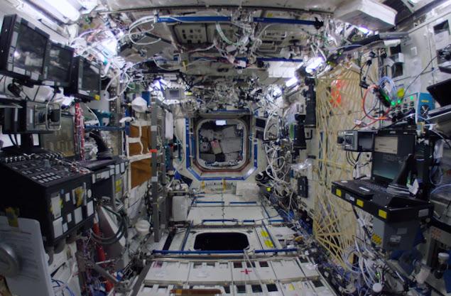NASA Stunning 4K Video
