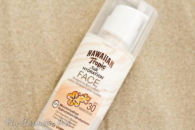 Protección solar facial de Hawaiian Tropic