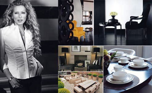 Famous Home Designers Brilliant With Kelly Hoppen Interiors Image