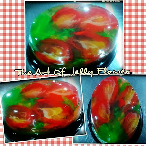The Art of Jelly - RM300 perhead kelas DIY/personal
