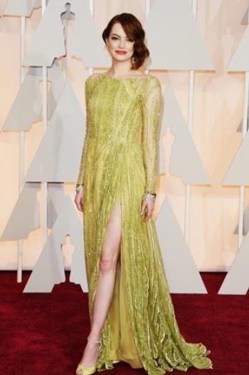 Red Carpet Dress, Petricia Arquette, Green dress