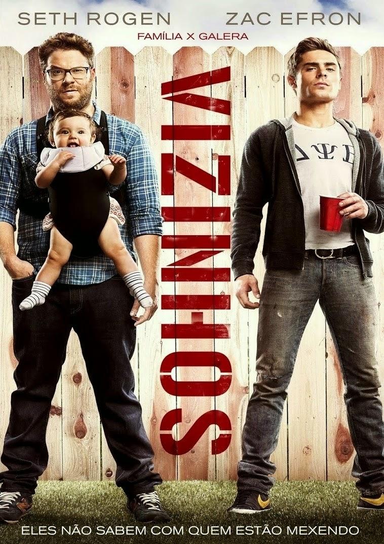 Vizinhos – Dublado (2014)