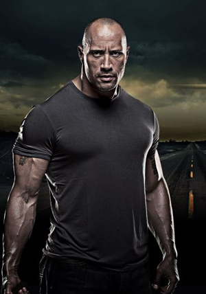 The Rock Dwayne Johnson Tough