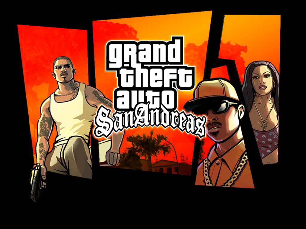 GTA San Andreas Game Download