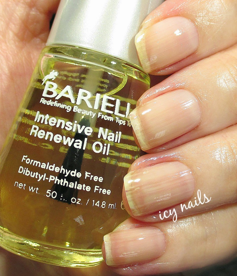 Best Nail Treatment For Ridges: Barielle Nail And Cuticle Treatments