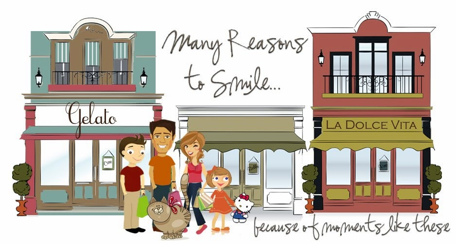 Many Reasons To Smile
