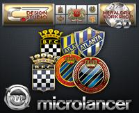 C.7 Logo 3D Service