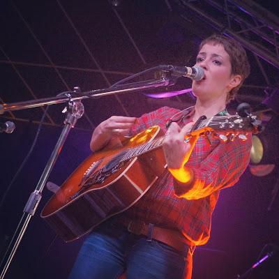 Vega en concierto de su gira Wolerines en Málaga