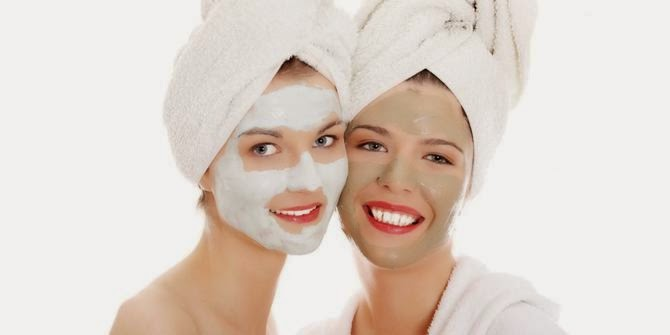 Jenis lumpur untuk masker wajah