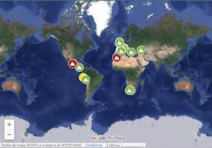 Mapa de cims assolits