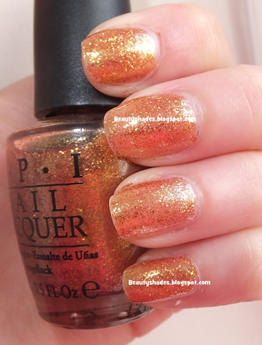Opi Goldeneye OPI Goldeneye Review/S...