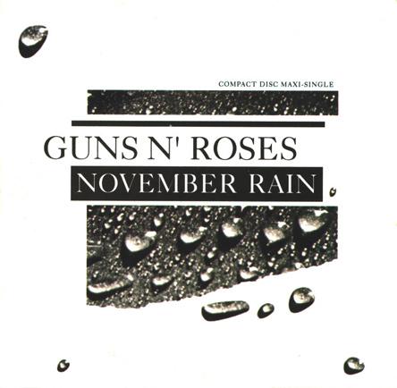 guns n roses: The Guns N Roses song November Rain makes a - News