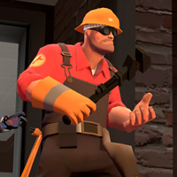 Team fortress Engineer