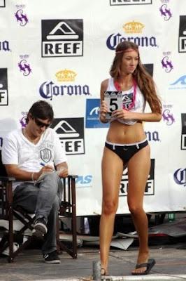 Sofía Albor fotos de la Miss cola Reef 2012.
