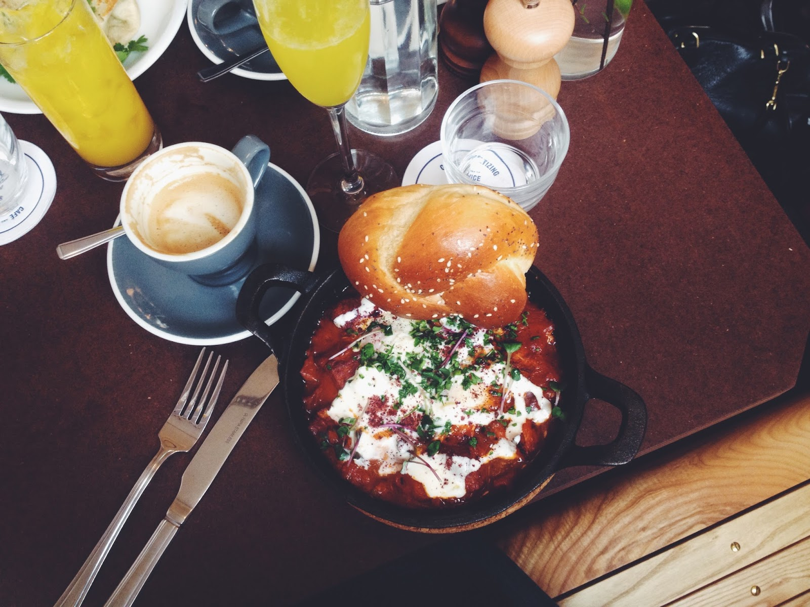 3 great brunches in East London