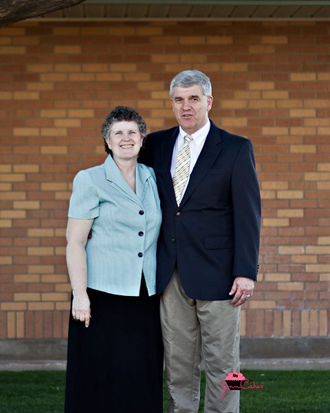 Mike and Teresa Whitmer